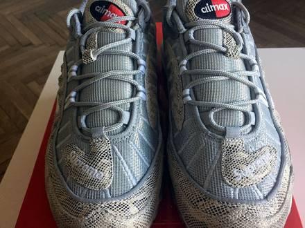 Supreme x Nike Air Max 98 - Snakeskin Size 10,5 US - photo 1/7