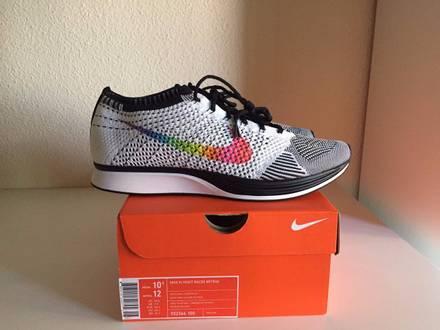 Nike Flyknit Racer Be True - photo 1/7
