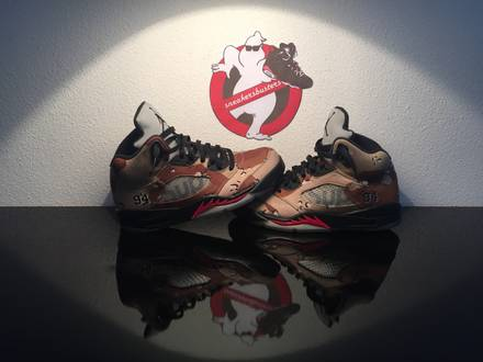 "<strong>Supreme</strong> <strong>x</strong> <strong>Air</strong> <strong>jordan</strong> 5 ""<strong>Desert</strong> <strong>Camo</strong>"" - photo 1/5"