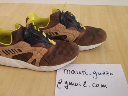 Puma disc cage leather lux cork opt.2 dachshund - photo 1/8