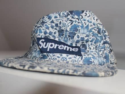 Supreme x Liberty 5panel cap - photo 1/5