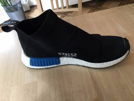 D Sneakerz Cheap Adidas NMD R1 Bedwin & The Heartbreakers on Feet