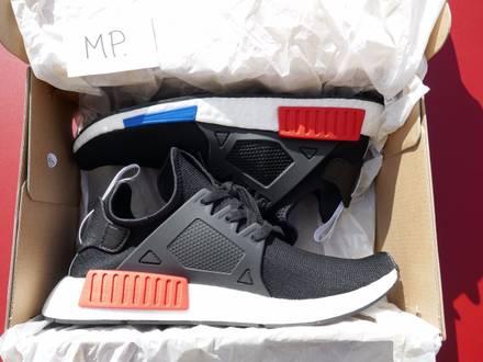 """<strong>Adidas</strong> <strong>NMD</strong> <strong>XR1</strong> PK """"OG Black"""" - photo 1/5"""
