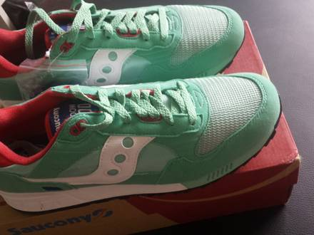 <strong>Saucony</strong> Shadow 5000 Minty Fresh   EU 45 / US 11 - photo 1/5