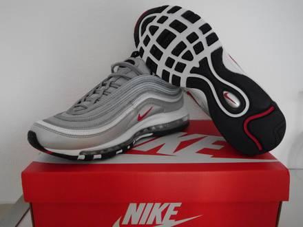 Nike <strong>Air</strong> <strong>Max</strong> <strong>97</strong> '<strong>Silver</strong> Bullet' - photo 1/5