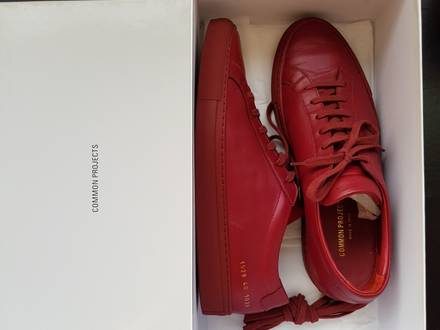 Common Projects Red sz 40/7 - photo 1/5