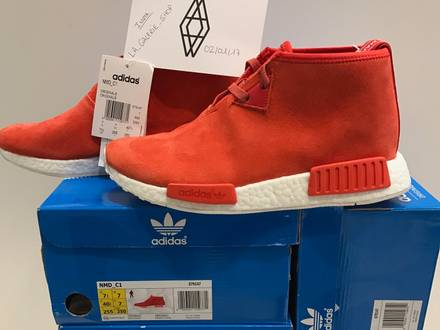 Cheap Adidas NMD R2 Red White BY9915