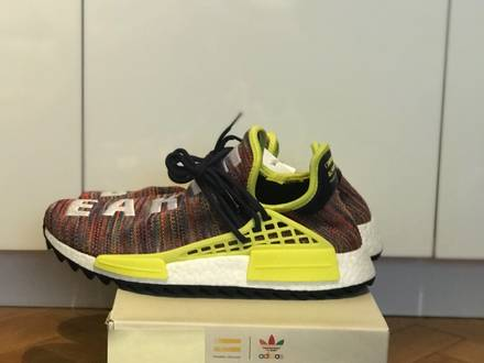 ADIDAS NMD PW HUMAN RACER MULTI 9.5/10.5Us - photo 1/6