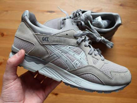 """ASICS GEL-LYTE V """"OUTDOOR PACK"""" LIGHT GREY us10 DS Brand New with box - photo 1/5"""