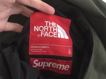 Supreme x The North Face - photo 1/5