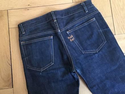 Supreme x A.P.C. Jeans 27 petit standard APC - photo 1/5
