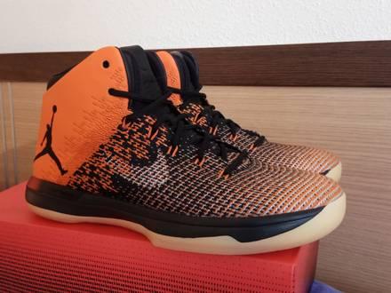 Nike Air Jordan XXI 31 Shattered Backboard 9.5 us 1 i og - photo 1/8