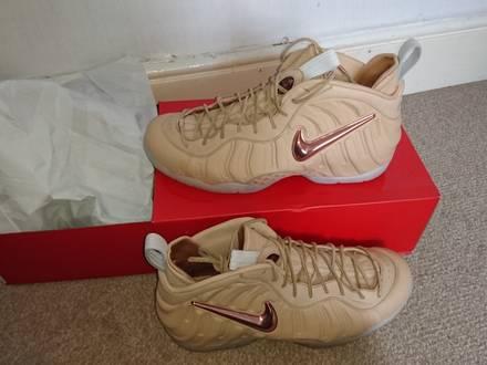 """Nike Air Foamposite Pro """"Vachetta Tan"""" PRM AS QS - photo 1/5"""