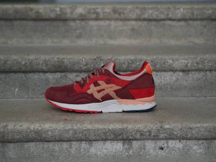 "Asics Gel Lyte V x Ronnie Fieg ""Volcano"" - photo 1/5"