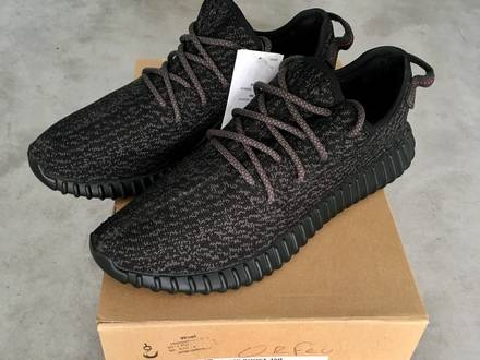Adidas yeezy boost 350 'pirate black' 2.0 US 11.5 UK 11 - photo 1/7