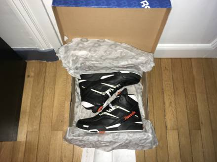 REEBOK PUMP TWILIGHT ZONE NEW IN BOX SIZE EUR43-10US-9UK - photo 1/8