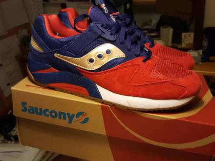 <strong>Saucony</strong> Grid 9000 'Sparring With <strong>Saucony</strong> Sneaks' - photo 1/5