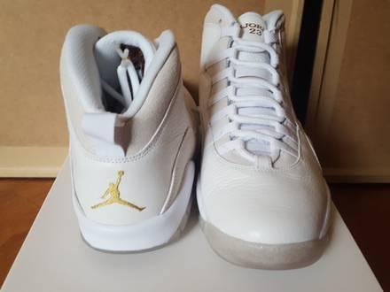 Jordan 10 Ovo white - photo 1/5