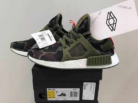 Cheap NMD XR1 Black White and New Ultra Boost Hot for Sale
