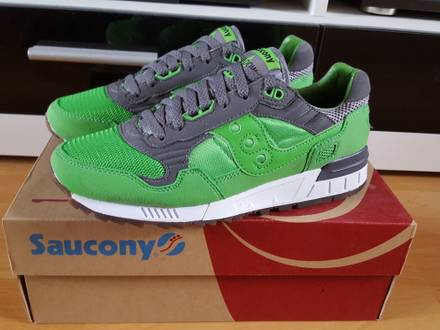 <strong>Saucony</strong> Shadow 5000 Solebox Green. US 7 - photo 1/5
