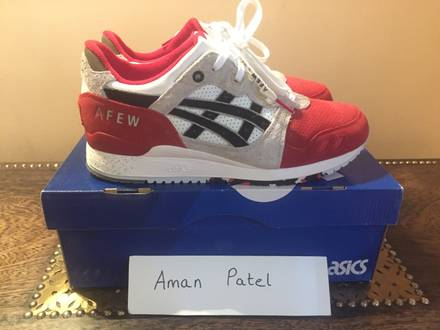 Asics Gel Lyte III AFEW 'Koi' DS Brand new - photo 1/7
