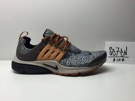 """Nike presto se qs """"safari - atmos"""" - xxs - ds - photo 1/5"""