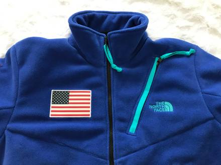 Supreme The North Face Trans Antarctica Expedition Fleece Jacket - Royal - Large - photo 1/8