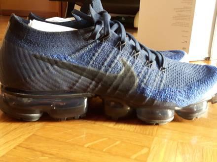 Nike Air <strong>Vapormax</strong> Blue Navy - photo 1/5