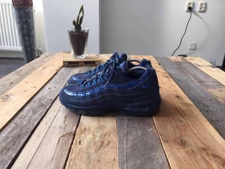 Nike Air Max 95 SI Marine Blue - photo 1/7