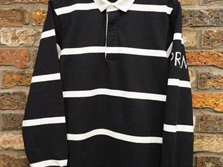 Supreme striped rugby polo - photo 1/5