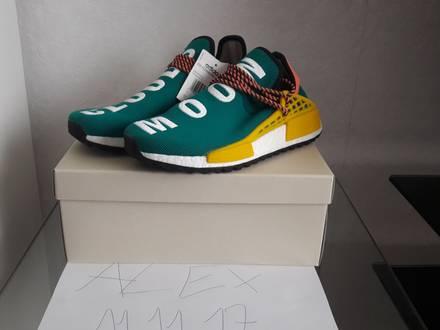 "Adidas x Pharrell Williams ""Human Race"" NMD ""Sun Glow"" EU42 - photo 1/7"
