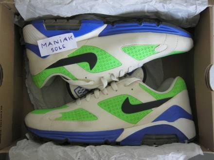 <strong>Nike</strong> <strong>Lunar</strong> <strong>Air</strong> <strong>180</strong> x <strong>Size</strong>? UK - photo 1/5