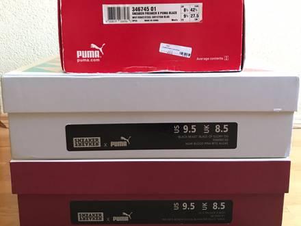 Puma X Sneaker Freaker SET - photo 1/5