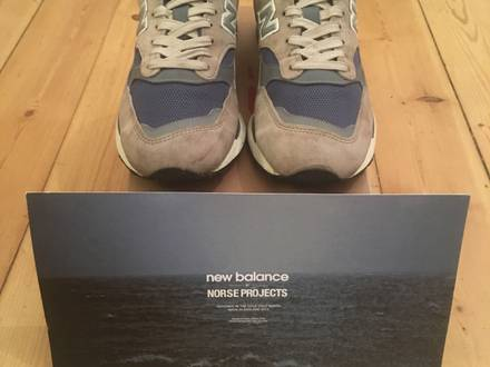 New Balance M 1500 NO1 <strong>Norse</strong> <strong>Projects</strong> Collaboration - photo 1/8