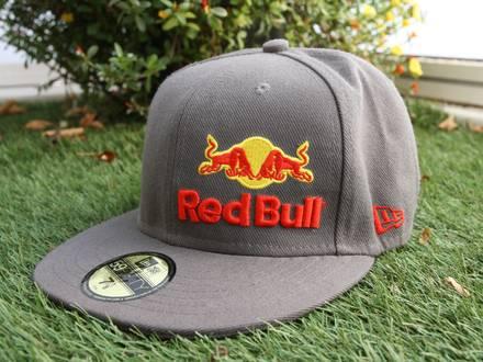 New Era Red Bull Athlete Only Cap Snapback 7-1/8 - photo 1/8