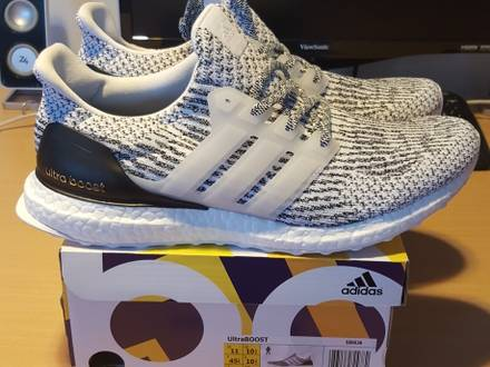 Adidas UltraBOOST 3.0 OREO ZEBRA - photo 1/6