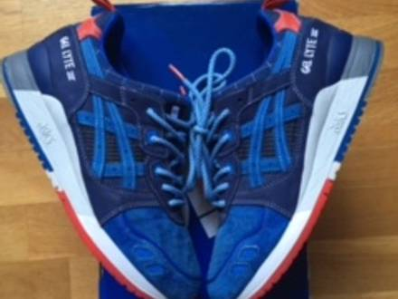 Asics Gel Lyte III x Mita Sneakers 25th Anniversary - photo 1/6