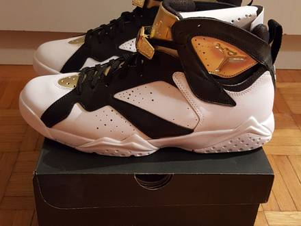 Air Jordan 7 Retro C&C Champagne - photo 1/5