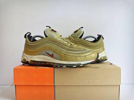 Nike <strong>Air</strong> <strong>Max</strong> <strong>97</strong> 'Metallic <strong>Gold</strong>' (2004) - photo 1/5
