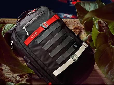 Afew x Heimplanet Backpack Koi asics gel lyte 3 III - photo 1/5