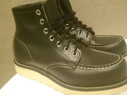 RED WING 3027 leather MADE IN USA us5,5D-38 - photo 1/7