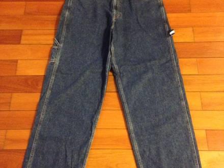 TOMMY JEANS VTG Baggy Carpenter Jeans deep blue 34X32 - photo 1/6