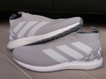 Adidas Ace 16+ PureControl Ultra Boost (Grey) - photo 1/6