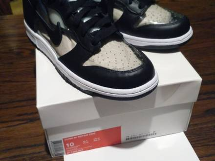 Nike x CDG <strong>Comme</strong> <strong>des</strong> <strong>Garcons</strong> Dunk Hi - photo 1/6