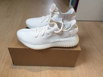 Adidas <strong>Yeezy</strong> BOOST <strong>350</strong> V2 <strong>cream</strong> <strong>white</strong> - photo 1/8
