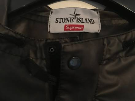 Supreme x Stone Island Anorak - photo 3/5