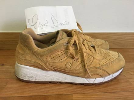 "<strong>Saucony</strong> Original Shadow 6000 Irish Pack ""Whiskey"" - photo 1/5"