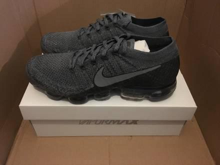 Nike Air Vapormax Cool Grey - Dark Grey - UK 10/US 11 - photo 1/6