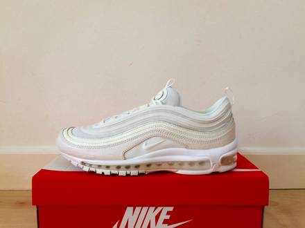 Nike Air Max 97 Summit White - photo 1/7