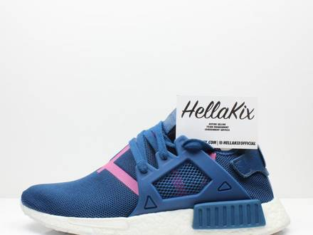 Sample <strong>Adidas</strong> <strong>NMD</strong> <strong>XR1</strong> Graphic Navy - photo 1/6